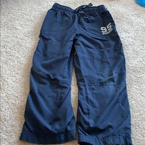OshKosh Jersey lined active pants size 7